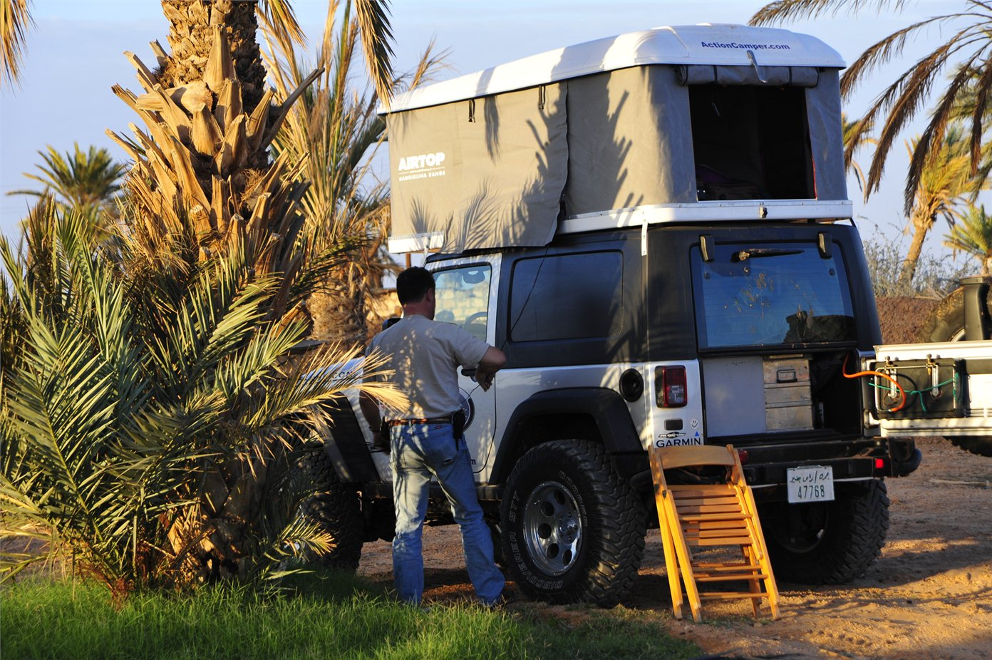 Jeep 174 Actioncamper 169 Fully Equipped Expedition Ready