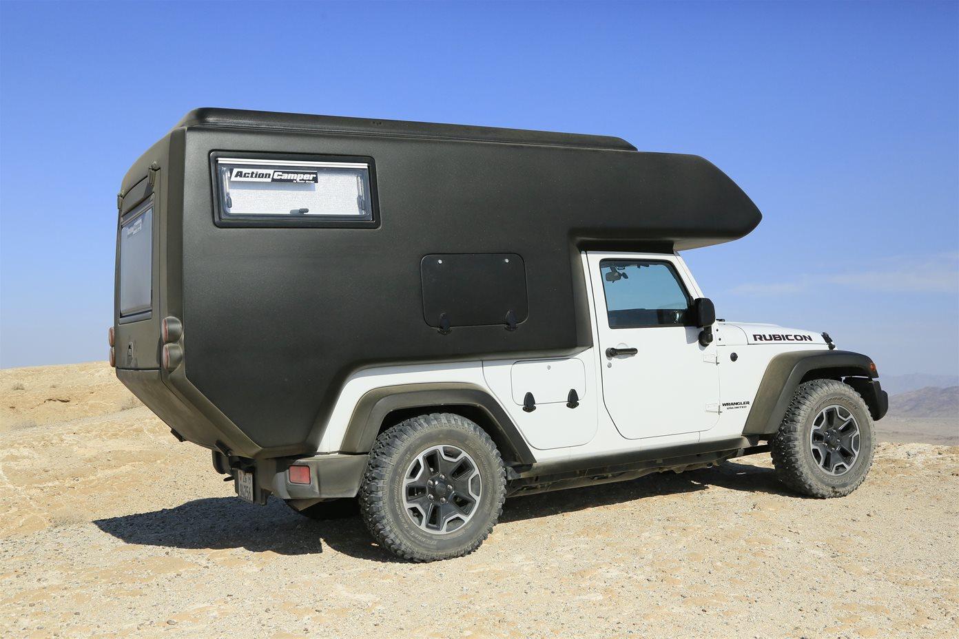 Jeep 174 Actioncamper 169 Jku Expedition Ready Pop Up Camper